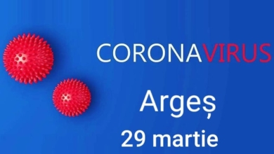 Photo of Situația Covid -19 în Argeș la 29 martie
