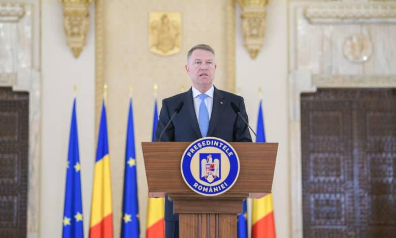 Photo of Declarația de presă a Președintelui privind instituirea stării de urgență pe teritoriul României