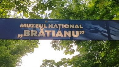 Photo of Primele imagini de la Muzeul Brătianu din Ștefănești