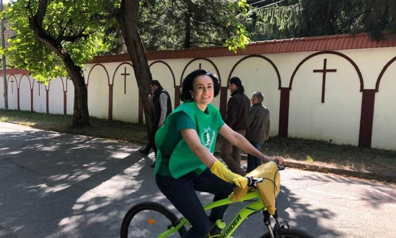 Photo of Despre biciclete istețe și concursuri cu premii de 1 Iunie cu Simona Bucura Oprescu