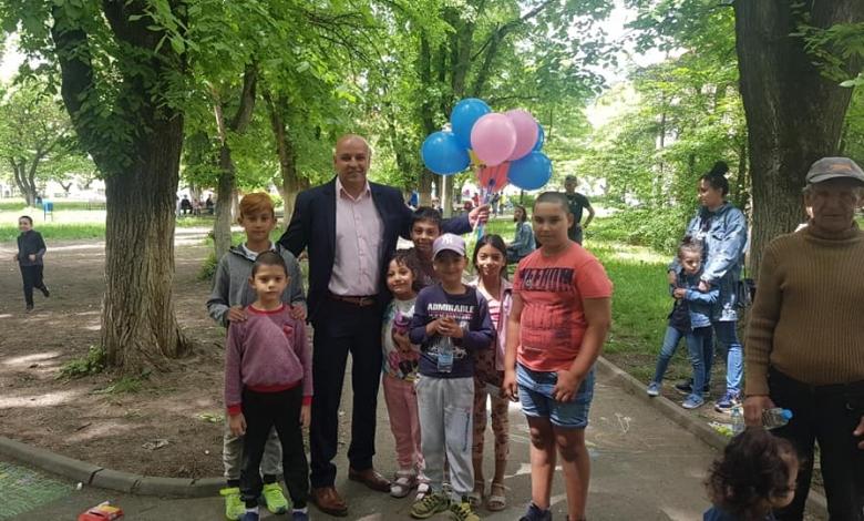 Photo of Cel mai mare eveniment de 1 Iunie a fost la Ștefănești