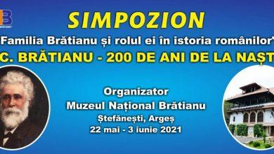 Photo of Simpozion la 200 de ani de la nașterea lui Ion C. Brătianu