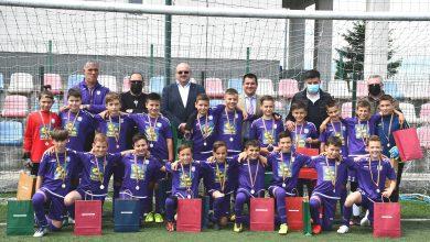 Photo of Consiliul Județean Argeș a premiat campionii de la Viitorul Argeș