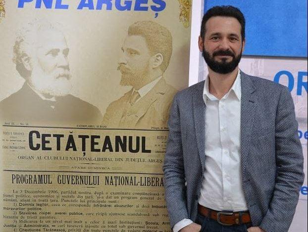 Photo of Mihai Coteț- un candidat de temut pentru  șefia PNL Pitești