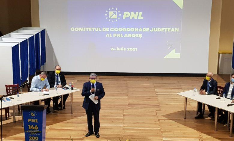 Photo of Adrian Miuțescu a fost reales președintele PNL Argeș