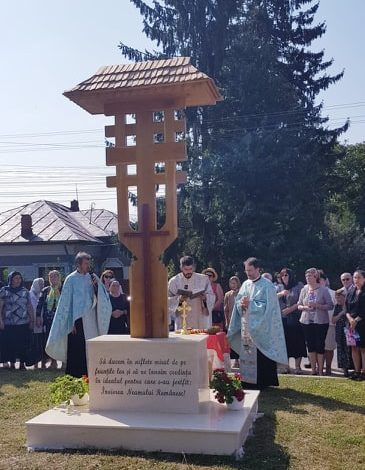 Photo of EVENIMENTE DE EXCEPȚIE LA ȘTEFĂNEȘTI, DE  ÎNĂLȚAREA SFINTEI CRUCI