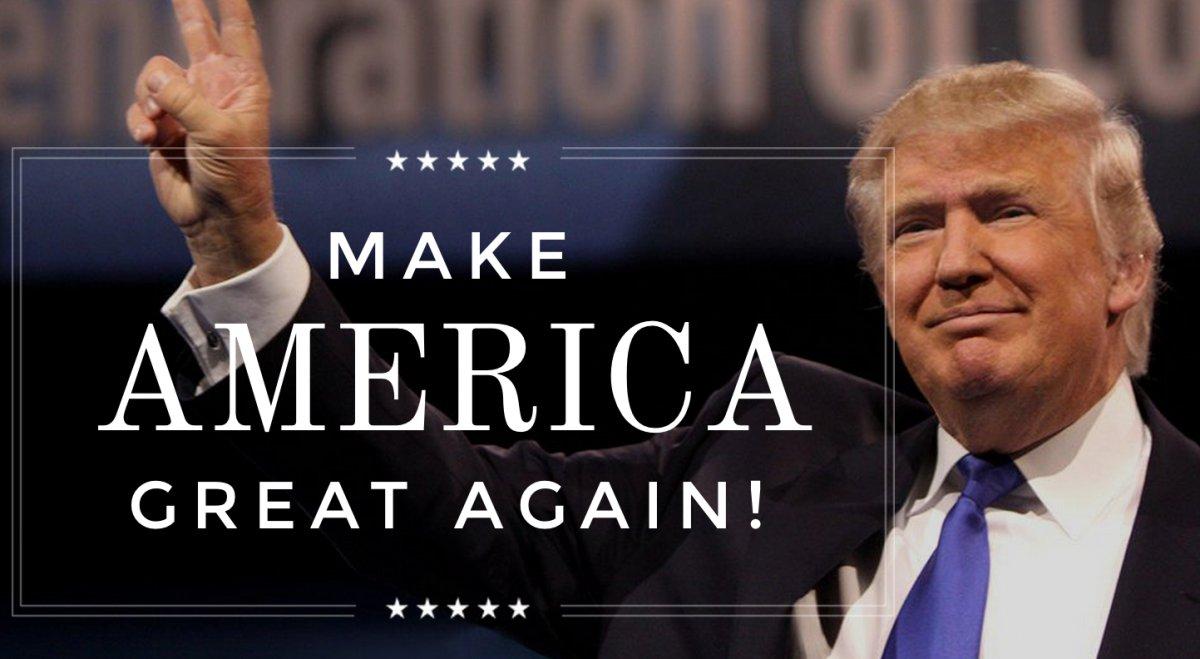 donald trump make america great1
